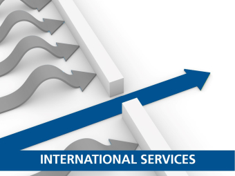 International services for Spanish investors